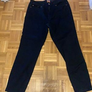 Love & Legend Dark Blue Jeans